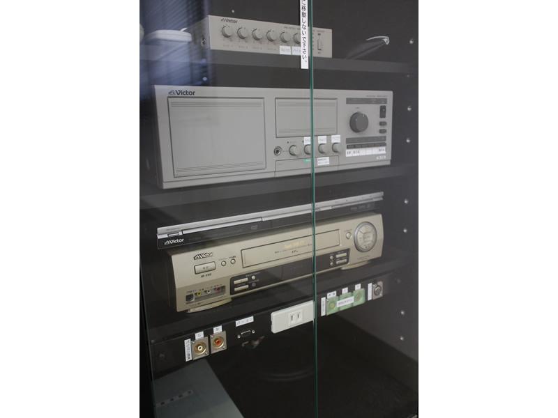 101貸会議室拡声装置
