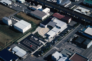 新潟卸センター外観