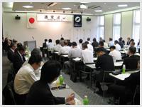 大人数での会議101号室使用例1